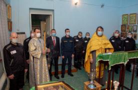 Священнослужители после запрета возобновили окормление исправительных учреждений